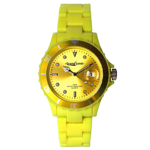 Coloristic Sunny Yellow